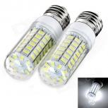 LED bulbs exLED E27 12W 6500K 1000lm 69-SMD 5730 2PCS
