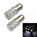 LED bulbs T20 10W 12V 600lm 5555K 2PCS