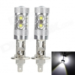 LED bulbs Marsing H1 50W XPE LED 6000K 3000lm (DC 12~24V / 2 pcs)