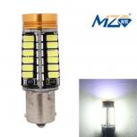 LED bulb MZ 25.5W 1156 48-5630 SMD + 1.5W 1-LED (12~24V)