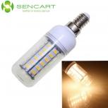 LED bulb SENCART E14 10W 3500K 800lm SMD 5730 (AC 110~240V)