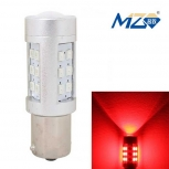 LED bulb MZ 1156 4.2W for rear lights 660nm 630lm 21-SMD 2835 (12~24V)