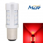 LED bulb MZ 1157 4.2W 630lm 21-SMD 2835 LED red