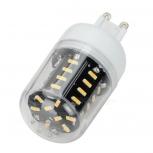 LED bulb G9 4W 3000K 350lm SMD 4014 (AC 220~240V)