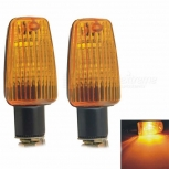 Motorcycle LED turn signals CARKING 560nm 150lm (12V / 2 PCS)
