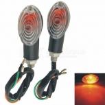 Motorcycle LED turn signals CARKING  560nm 110lm (12V / 2 PCS)
