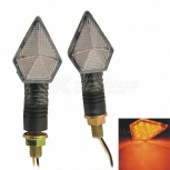 Motorcycle LED turn lights CARKING 560nm 110lm (12V / 2 PCS)