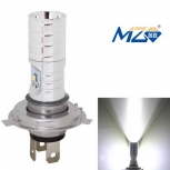 LED bulb MZ H4 15W 3 x XP-G2 975lm (12~24V)