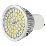 LED spotlight GU10 7W 6000K 640lm 48-SMD 2835 (AC 100~240V)