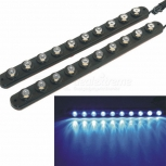 LED Daytime Running Lights CARKING 2PCS / 12V