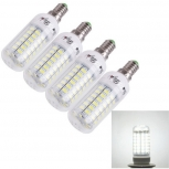 LED bulbs YouOKLight E14 18W 6000K 1780lm 69-SMD 5730 (AC 110~120V / 4PCS)