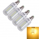 LED bulbs YouOKLight E14 15W 59-SMD 5730 1480lm 3000K (AC 110V / 4 PCS)