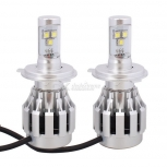 LED bulbs MZ H4 30W 3-XM-L U2 3000lm 6500K 2 PCS