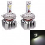 LED bulbs MZ H4 30W High XM-L U2 LED 3000lm (12~24V / 2 PCS)