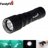 Diving LED Flashlight FandyFire L2 XM-L T6
