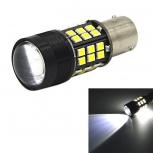 LED bulb 1156 5W 500lm 6000K 36-SMD 2835 + 1xCREE LED