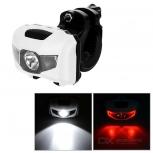 Bike LED Headlamp / Taillight Waterproof