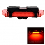 LED USB Bike Headlamp Red