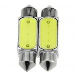 LED Festoon 39mm 1W COB LED 2PCS