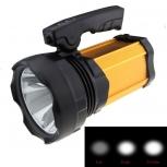 LED Flashlight XM-L2 T6 900lm