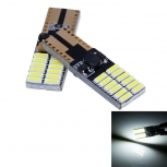 LED bulbs T10 4.5W 24-3014 SMD 2PCS