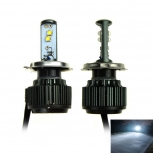 LED bulbs Duplex H4 V16 40W 6000K 3000lm 2 PCS