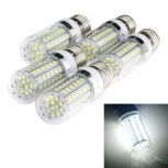 LED bulbs E27 10W 1000lm 6500K  (220~240V, 5 PCS)