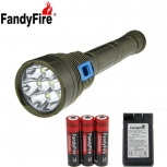 LED Flashlight FandyFire XM-L2 U2