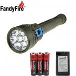 LED Flashlight FandyFire XM-L2 U2