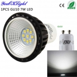 LED Spotlight YouOKLight GU10 7W