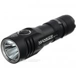 LED Flashlight MANKER U11 XP-L V5 1050LM