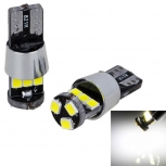 LED bulbs T10 4.5W 160lm 5500K 2pcs