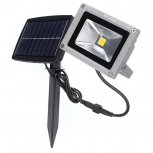 LED Spotlight YouOKLight 10W Solar Panel