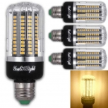 LED bulbs YouOKLight E27 15W 4PCS