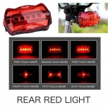 LED Taillight for Bike 1-RT-08-1