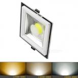 LED Ceiling Light ZHISHUNJIA 15W COB