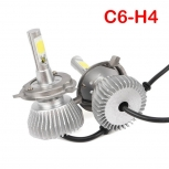 Car LED bulbs Joyshine H4 HB2