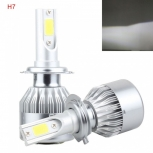 LED bulbs MZ H7 COB LED Headlight