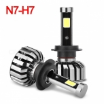 LED bulbs Joyshine N7-H7 80W 8000lm