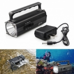 Diving LED Flashlight ZHISHUNJIA