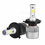 LED bulbs MZ H4 72W 7200LM, 6500K