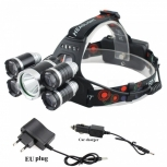 LED headlamp ZHAOYAO XM-L T6