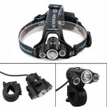 LED Headlamp ZHAOYAO T6 XPE 3-LED