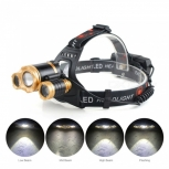 LED Headlamp AIBBER TONE 3-LED T6