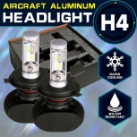 Car LED Headlights H4