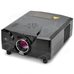 enlarge LED Home Theater Projector CL312A-BK MSTAR