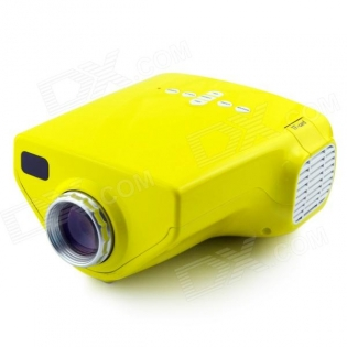 enlarge Mini LED HDMI Projector LETO E03