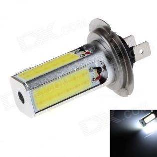 enlarge LED bulb H7 HJ-021 H7 24W 1200lm 4-COB LED