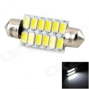 enlarge LED festoon SENCART 39mm 4W 110LM 9500K
