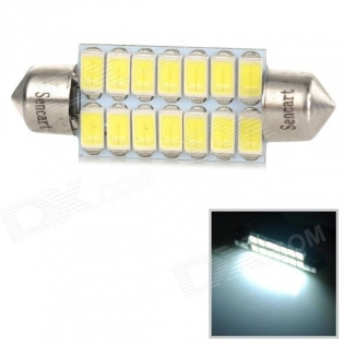 enlarge LED festoon SENCART 14 smd 5730 40mm 4.5W 150lm
